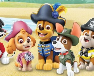 "PAW Patrol Live! ""The Great Pirate Adventure!"""