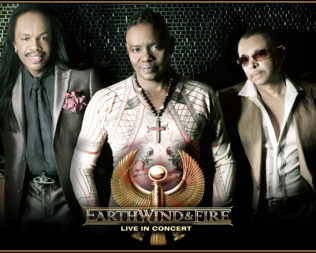 Earth, Wind & Fire – Live in Concert