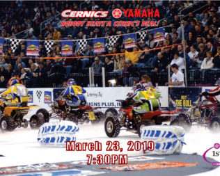 Xtreme International Ice Racing presented by Cernic's