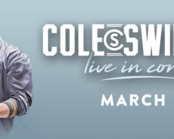 Cole Swindell coming to Johnstown March 13th